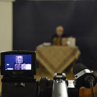 Vortrag Kunst Hochschule, Isfehan