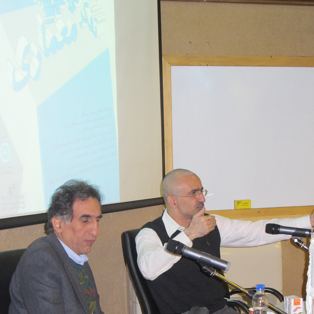 Vortrag, Pakate abi 12, Tehran, Iran