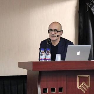 Vortrag 2018, Manocheher Seyed Mortazavi
