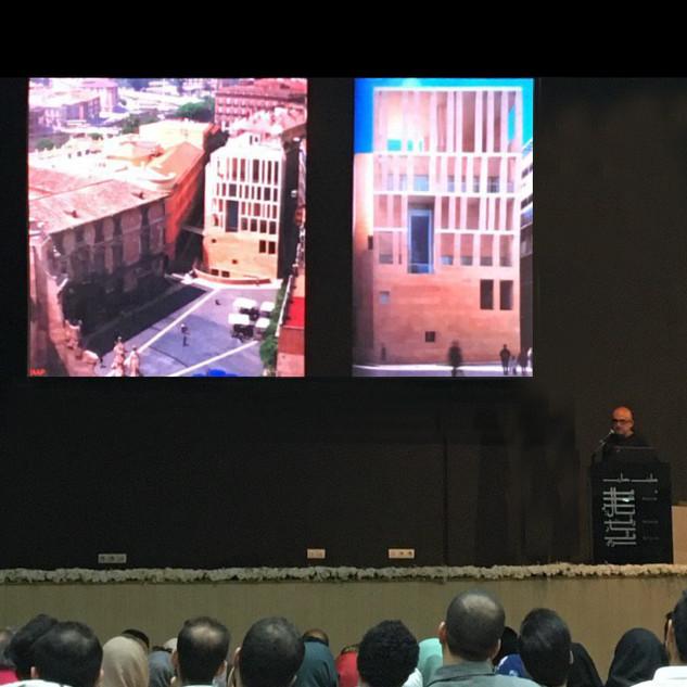 Vortrag, Naturstein in der Architektur Lecture, natural stone in architecture