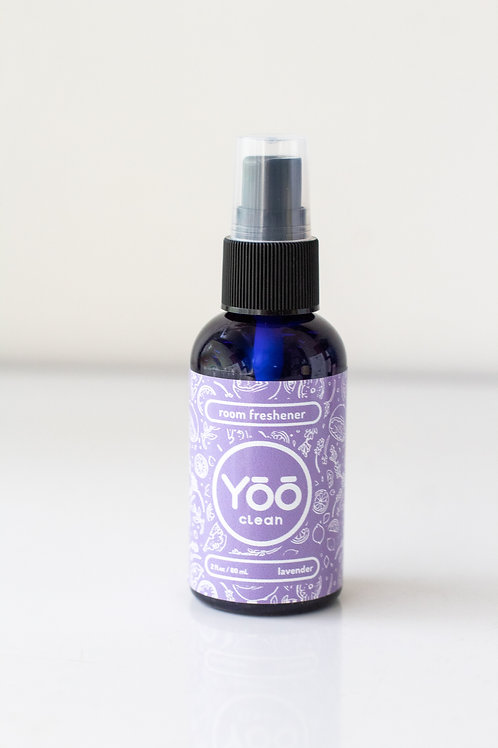 Travel Size Room Freshener- Lavender