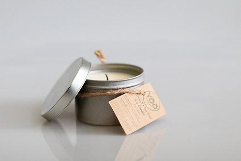 Citronella Tea Tree Soy Candle