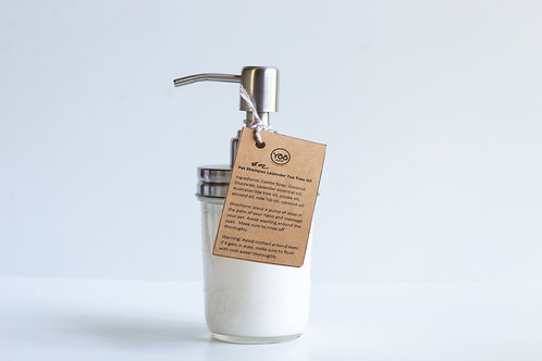 Pet Shampoo- Lavender Tea Tree Oil