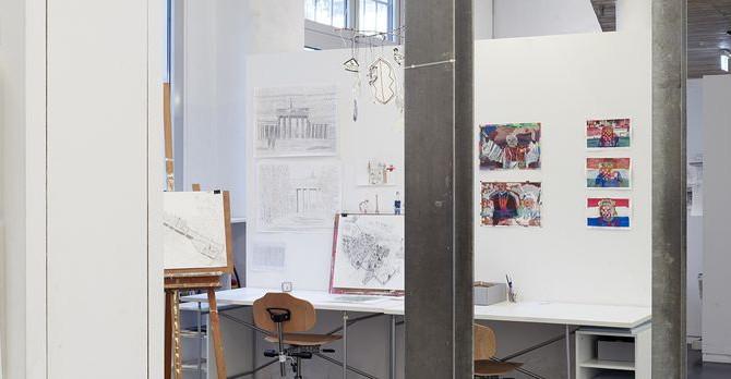 Wir stellen vor: Das wunderbare Kunsthaus Kat18