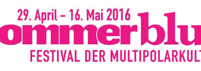 Wir stellen vor: Das Sommerblut Festival