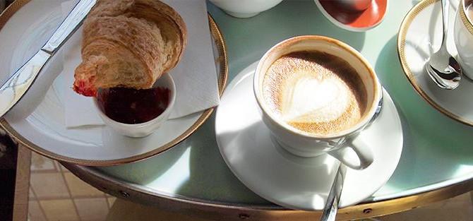 Auf einen Kaffee mit Gwendolin