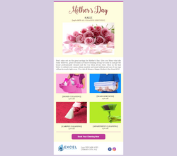 Email #2 - Mother s Day Cleaning Special