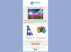 Email #4 - Spring Cleaning Specials With