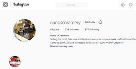 Nanos Instagram Screenshot.png