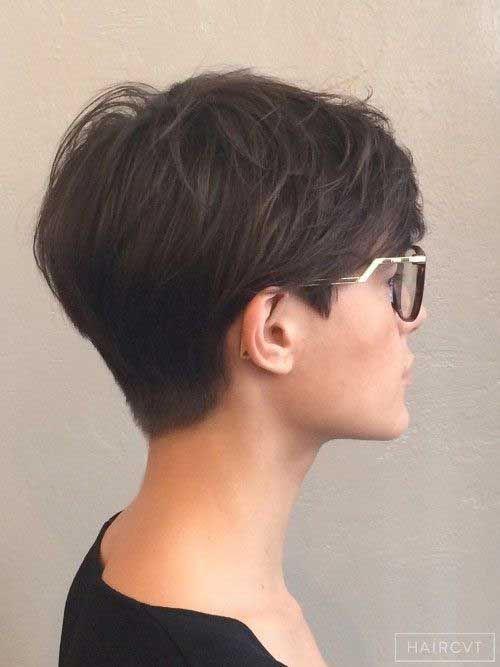 Short Hair Style