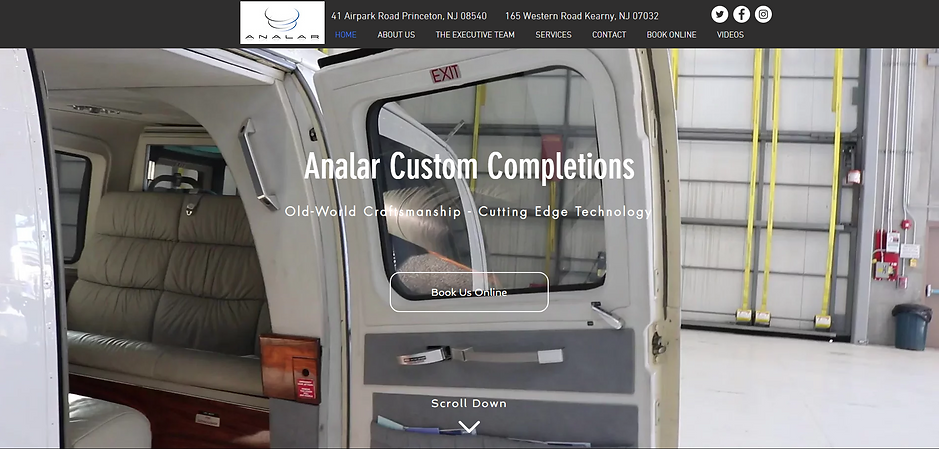 Analar Custom Completions  homepage.png