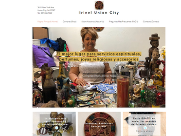 Irinel Union City Homepage