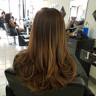 Ombre/Balayage Techniques