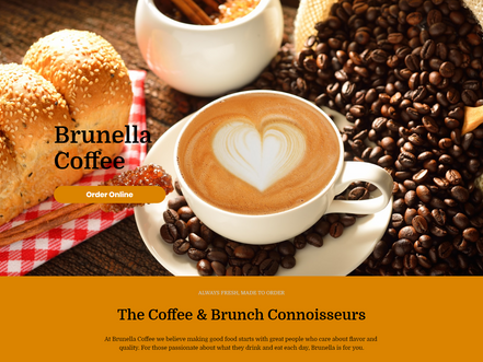 Brunella Coffee Business Overview