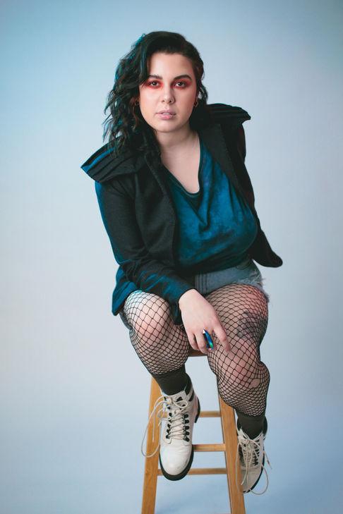 """Be Bold"" Themed Photo Shoot for Indigo Apparel LLC"