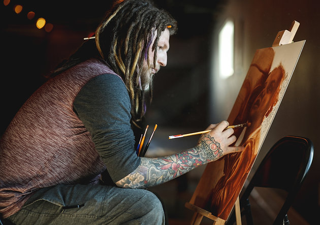 Ryan Gatt - Painter/Tattoo Artist