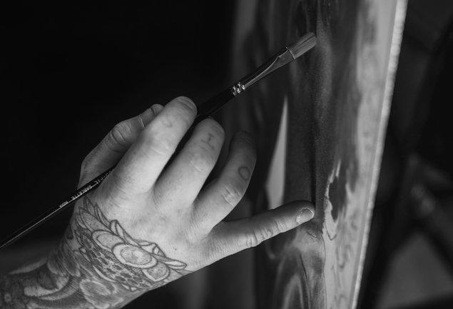 Ryan Gatt - Painter/Tattoo Artist