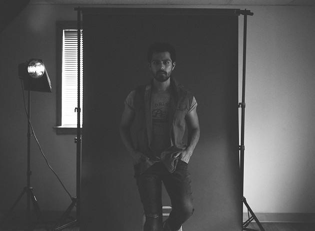 120 Film - In the Studio