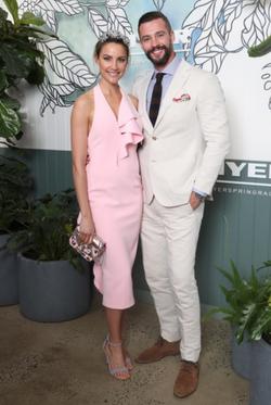 Rachael Finch & Kris Smith for Myer