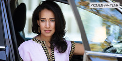 Activist Manal Al-Sharif for Glamour