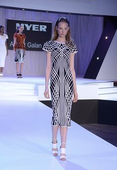 Grace Simmons MYER MBFF Brisbane 2014