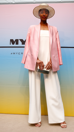 Myer Spring Racing Launch