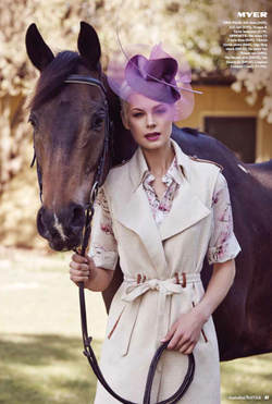 Kate Peck for Myer