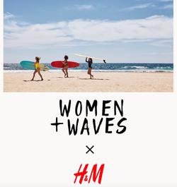 Women + Waves x H&M
