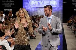Jen Hawkins & Kris Smith for Myer