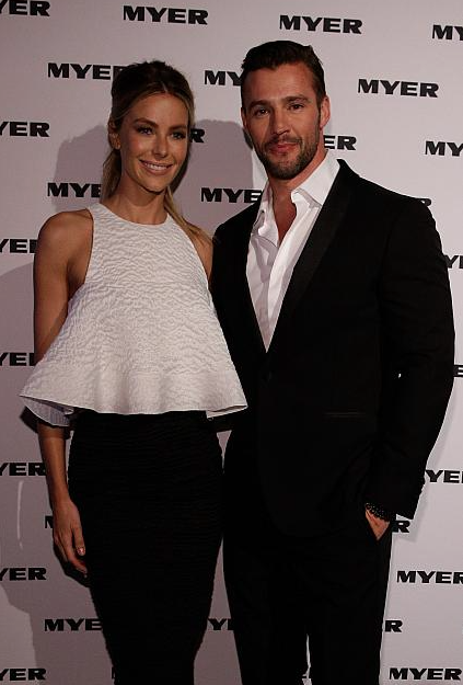 Jen Hawkins & Kris Smith for Myer