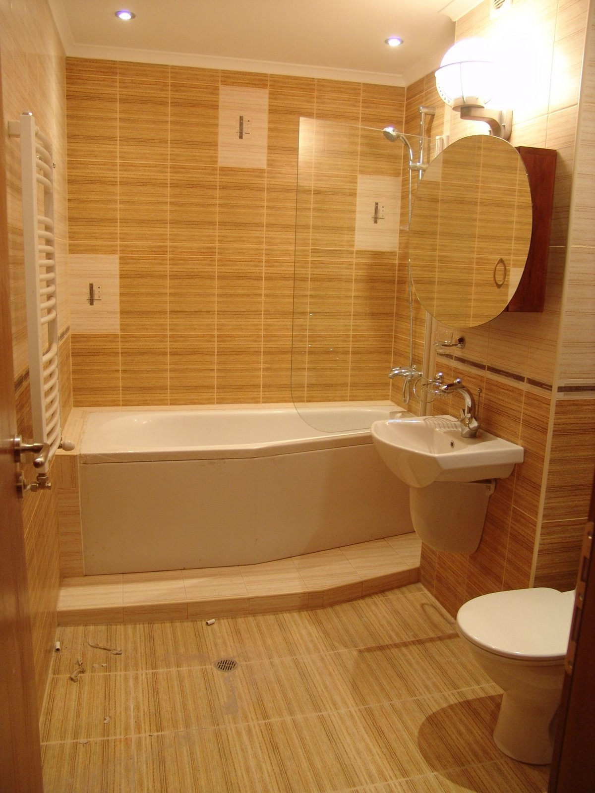 Master bathroom Ryans