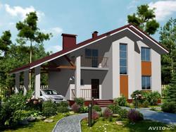 проект типового дома 1