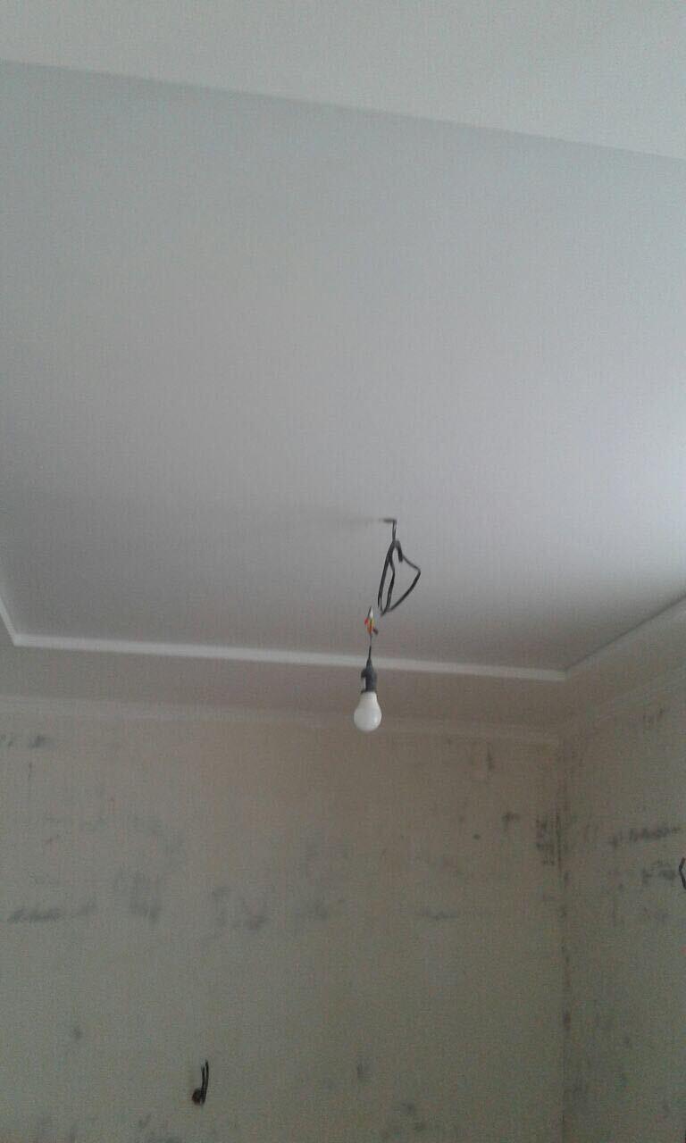 чистовой потолок