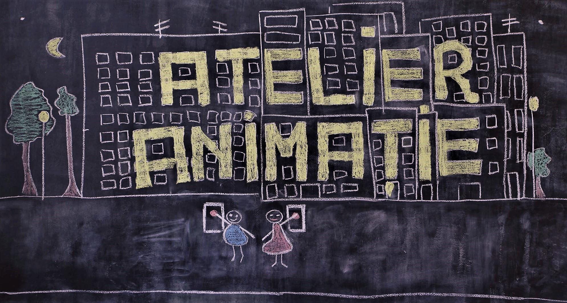 Atelierele de animatie