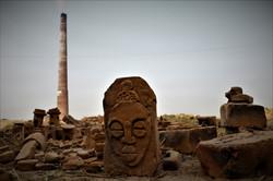 Brick kiln in Mirzapur