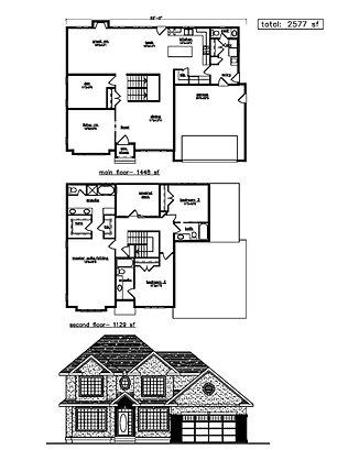 Homes plans regina sk