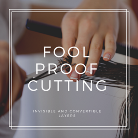Fool Proof Cutting – Invisible, Convertible Layers - Virtual Real Time Client