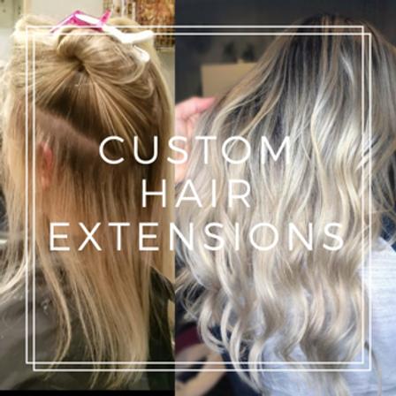 Custom Hair Extensions