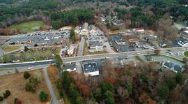 Pembroke Community Center and Pembroke Public Library