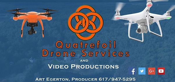 Quatrfoil Drone and Video Services