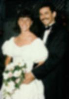 Gary and Denise Fine wedding