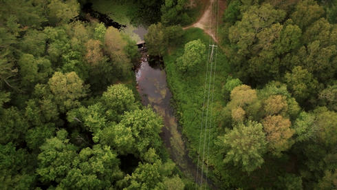Gorham Mill Pond Dam