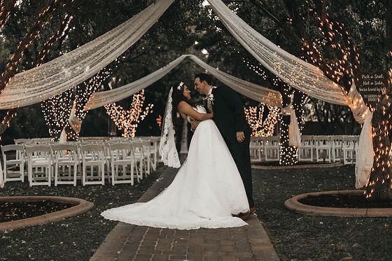 Wedding planner pour décoration de mariage