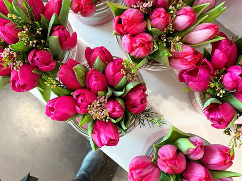 Tulipes by Natur'elle