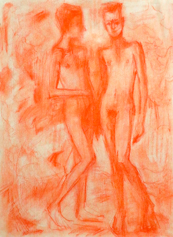 Lovers in lines (2020)