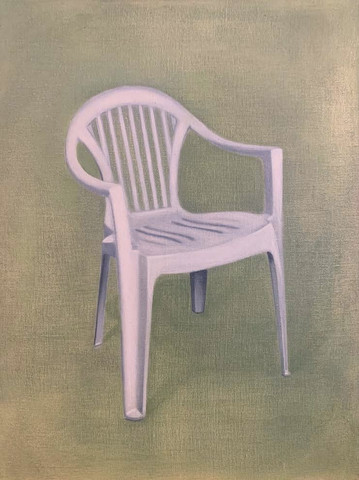 Study of a Chair (2019)