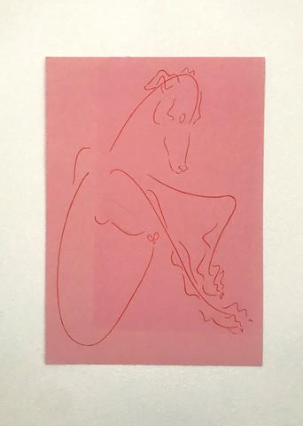 Pink Greyhound (2020)