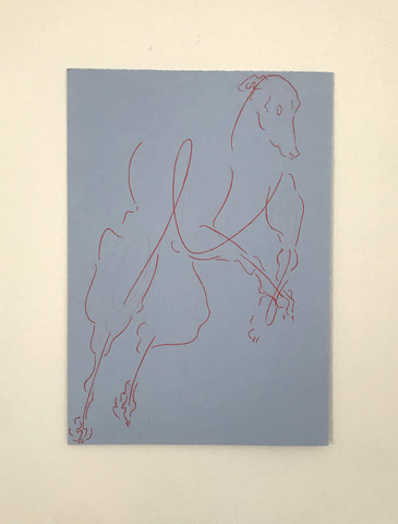 Blue Greyhound (2020)
