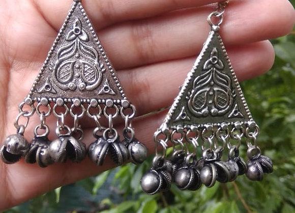 Kashmiri Jhumka Earrings Online