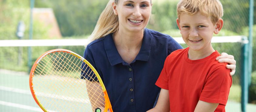 Tennis Fortgeschrittenenkurs